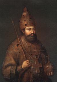 Царь Михаил I Феодорович